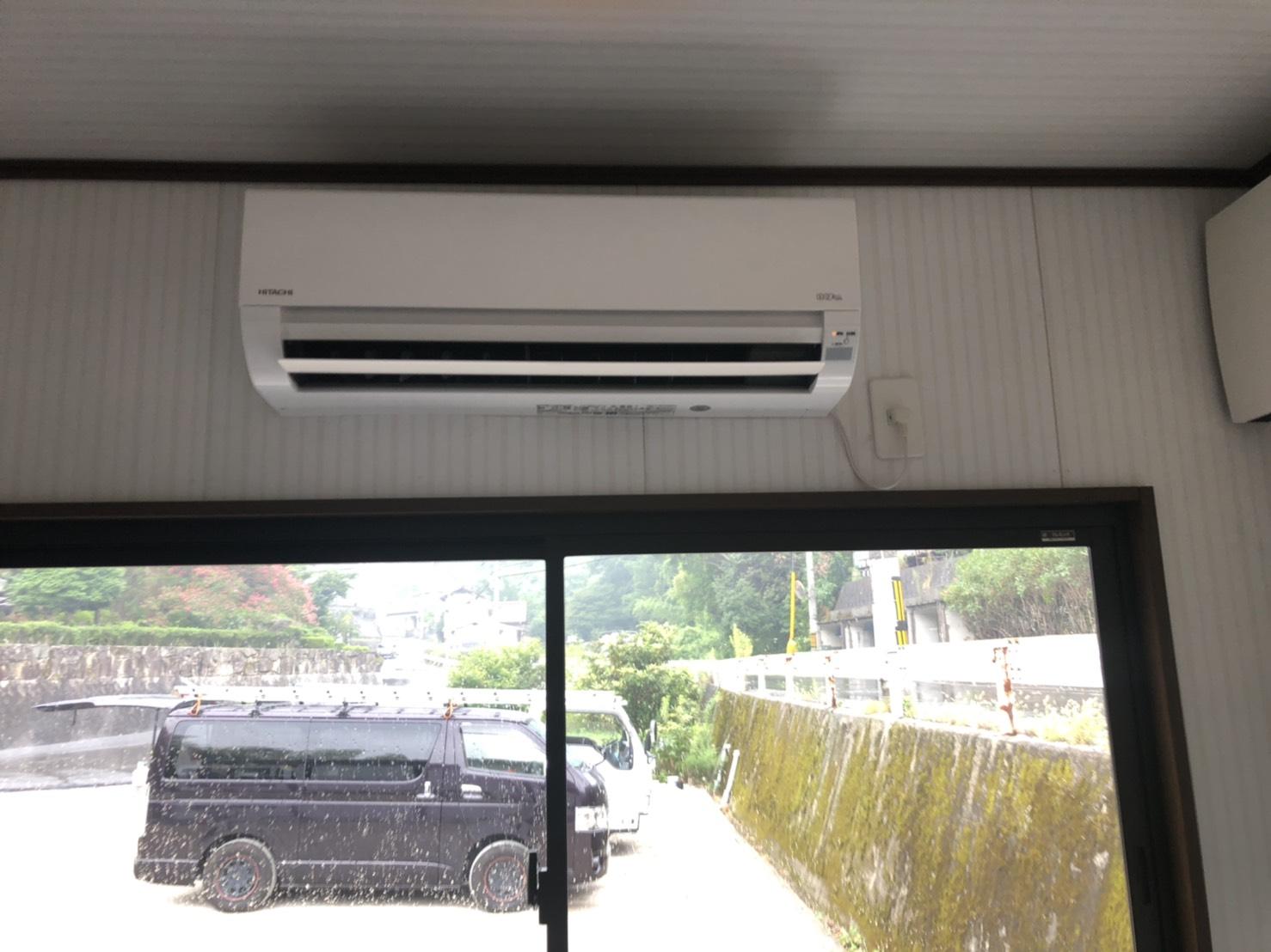 空調設備工事の施工事例